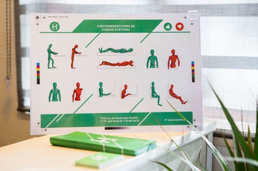 Preguntas frecuentes fisioterapia manual en Clínicas H3 en Madrid centro