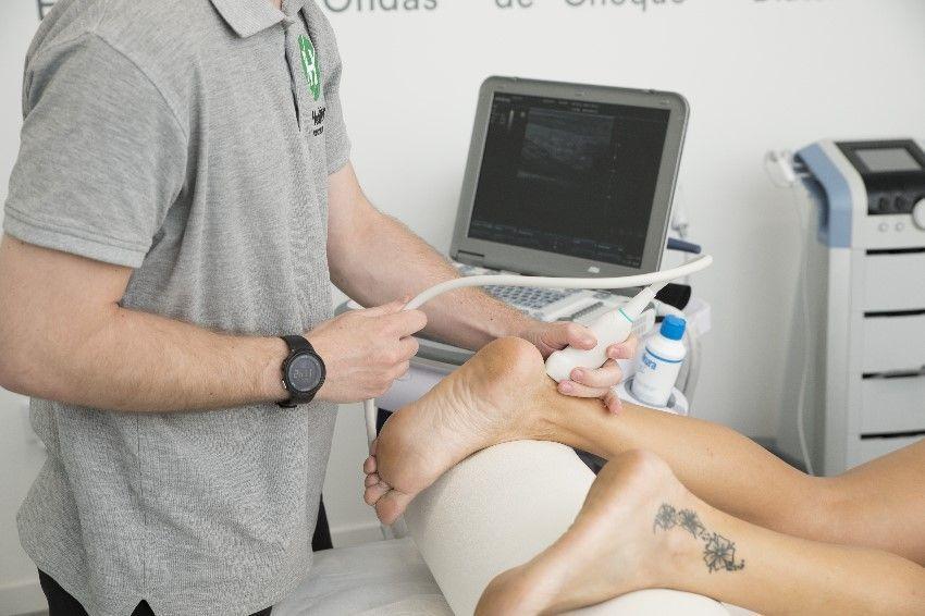 Centro de medicina deportiva Madrid aparatología Clínicas H3