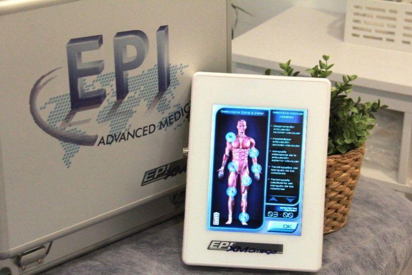 Electrólisis percutánea intratisular epi fisioterapia en Clínicas H3 Madrid
