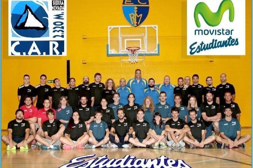Entrenador personal en Madrid - Jorge Barañano- Club baloncesto estudiantes
