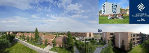Acuerdo colaboración con la Universidad  F. Vitoria.