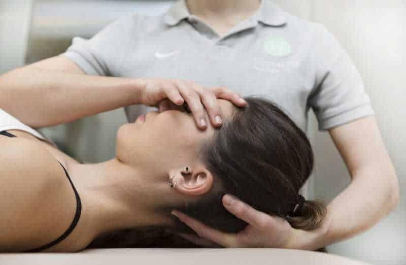 Protusiones discales, protusion discal cervical tratamiento fisioterapia Clínicas H3 Madrid