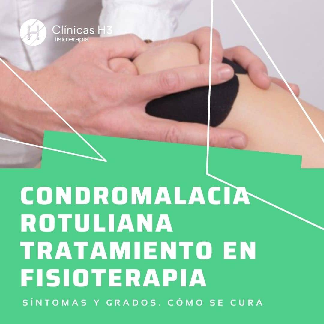 Condromalacia rotuliana tratamiento en fisioterapia. Clínicas H3