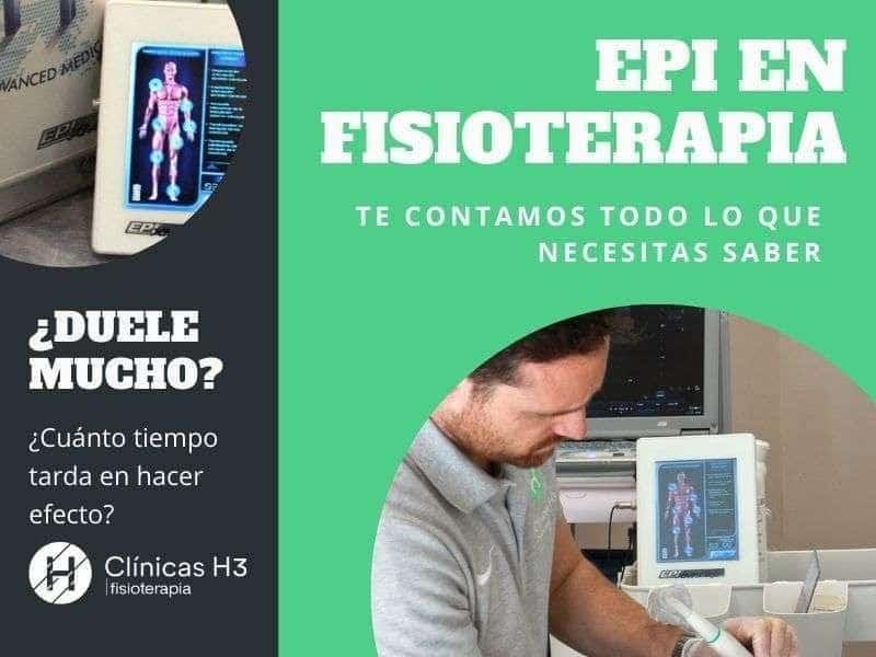 Epi fisioterapia efectos secundarios. Dolor después de tratamiento epi
