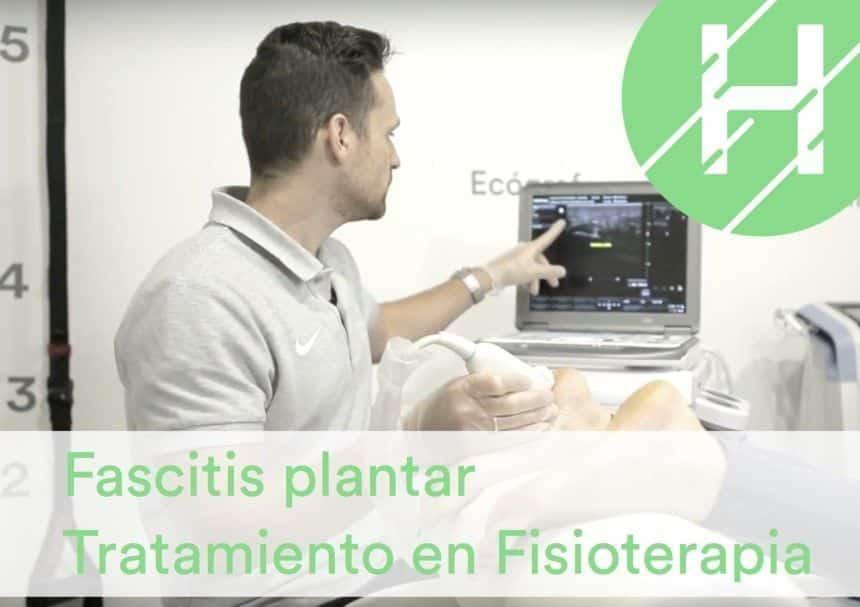 Tratamiento para la fascitis plantar - Clínicas H3