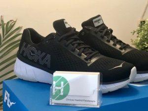 Zapatillas para fascitis plantar Hoka- Clínicas H3 fisioterapia