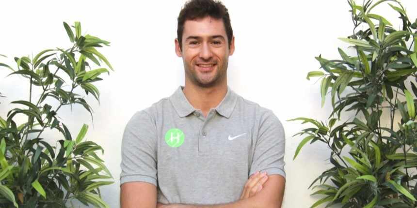 Carlos Puche fisioterapeuta en Clínicas H3 Madrid