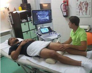 Ignacio Calvo fisioterapia invasiva y ecografía como tratamiento a dolencia