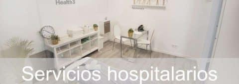 Centro médico radiológico en Madrid - Clínicas H3