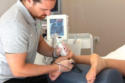 Tratamiento con EPI en Clínicas H3 fisioterapia
