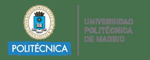 Logo uviversidad politécnica de madrid