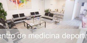 Centro de medicina deportiva Madrid