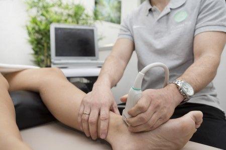 Tratamiento de la fibrosis muscular aparatología