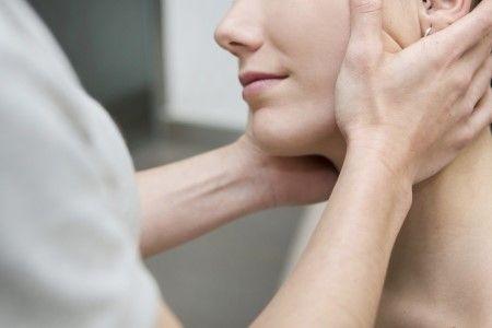 Dolor de mandíbula. Articulación temporomandibular