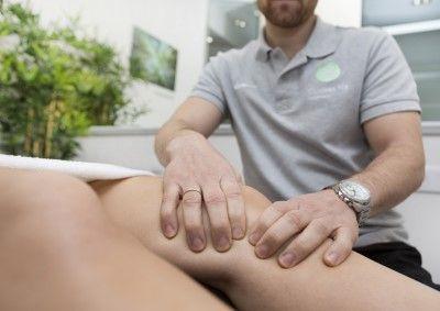 Osgood Schlatter. Diagnóstico y tratamiento con fisioterapia