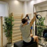 Ejercicios fortalecer maquinas pilates - reformer