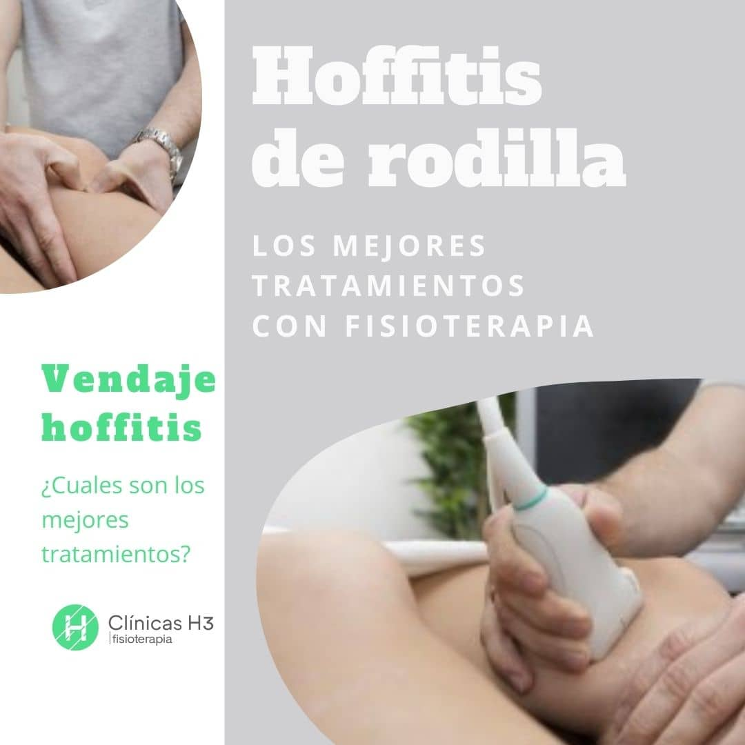 Tratamiento de la hoffitis crónica de rodilla con fisioterapia