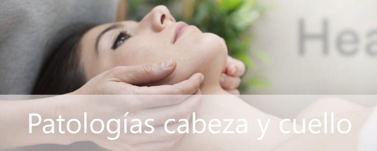 Listado de patologías dolor de cabeza y cuello en fisioterapia