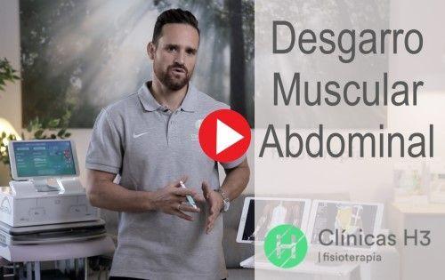 Desgarro muscular abdominal . Síntomas y causas youtube
