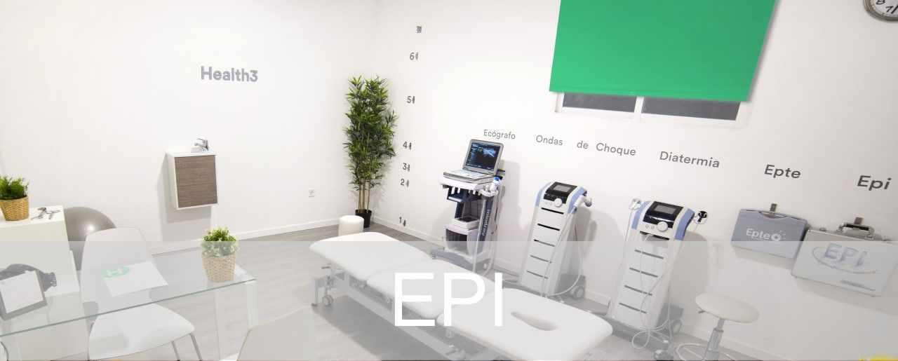 Electrólisis percutánea intratisular EPI en fisioterapia.