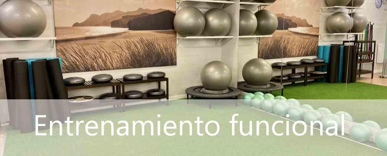 Entrenamiento funcional en Madrid en Clínicas H3