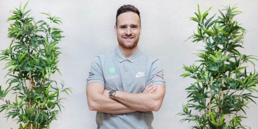 Alejandro Fernandez fisioterapeuta deportivo en Clínicas H3 fisioterapia Madrid