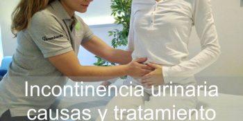 Incontinencia urinaria tipos, causas y tratamiento