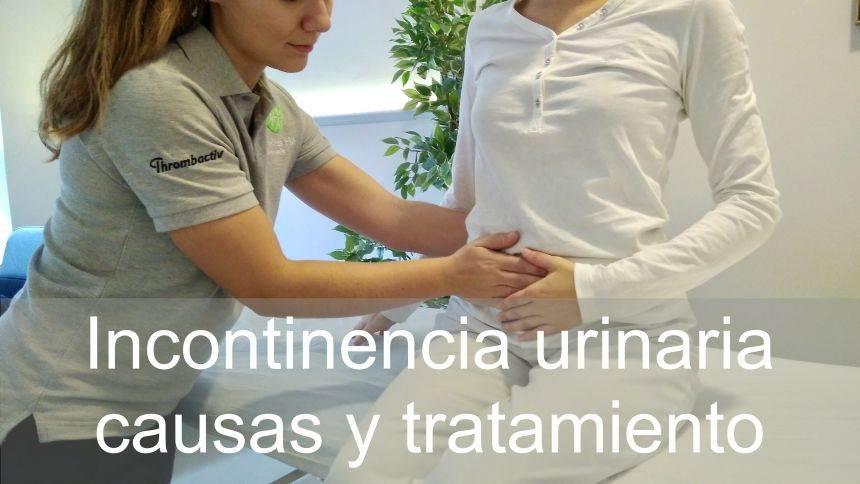 Incontinencia urinaria, tipos, causas y tratamiento en Clínicas H3 Maddridncontinencia urinaria en Clínicas H3 Madrid