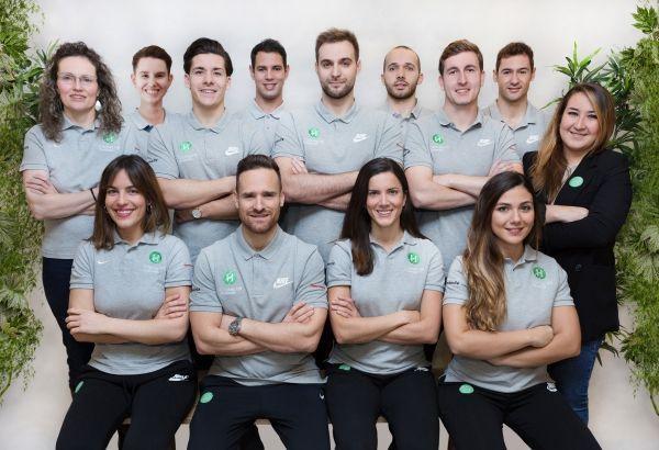 Mejores fisioterapeutas en Madrid con Clínicas H3