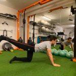 Ejercicios sencillos para la fascitis plantar: activación de la musculatura isquiotibial y glutea 3