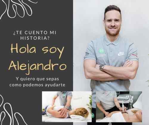 Alejandro Fernandez clinica fisioterapia Madrid