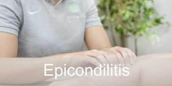 Epicondilitis lateral y su tratamiento con fisioterapia