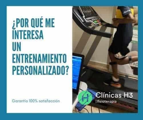 Entrenador personal en Madrid en Clínicas H3 Ventajas