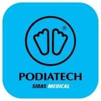 Logo Podiatech - clinicas H3 fisioterapia