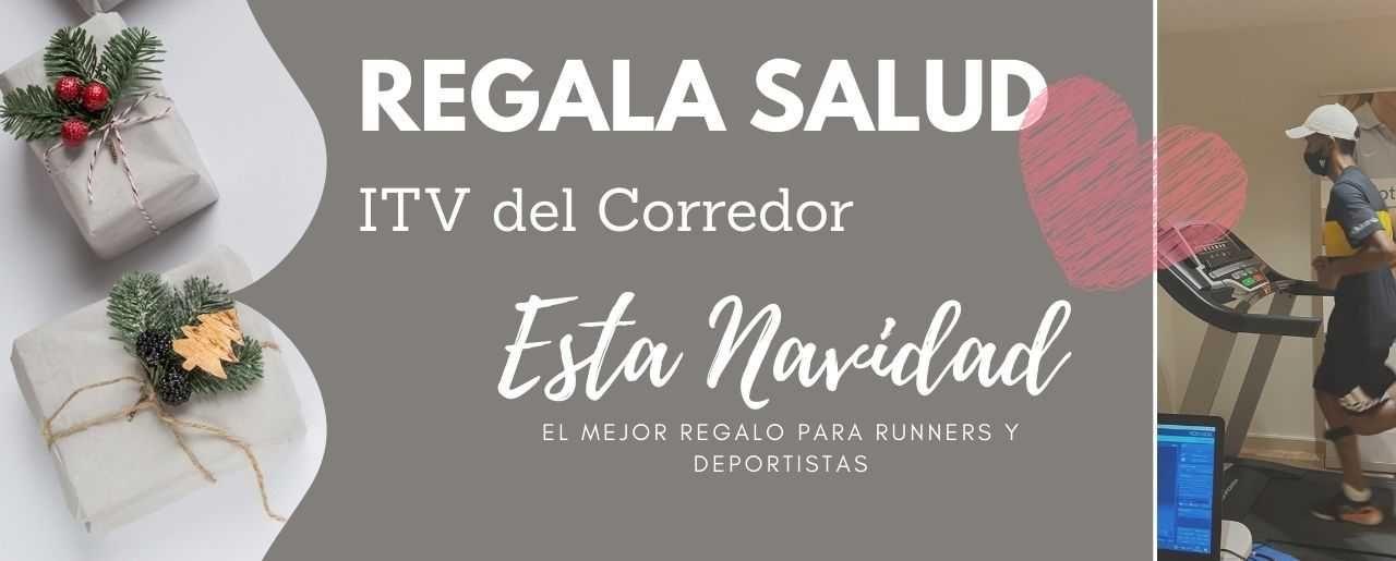 Itv del corredor. Regalos para runners y deportistas Madrid