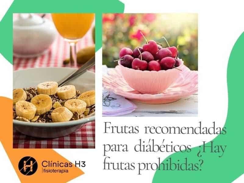 Las 10 frutas más recomendadas para diabéticos