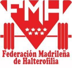 Logo federación española de Halterofilia Madrid Clínicas H3