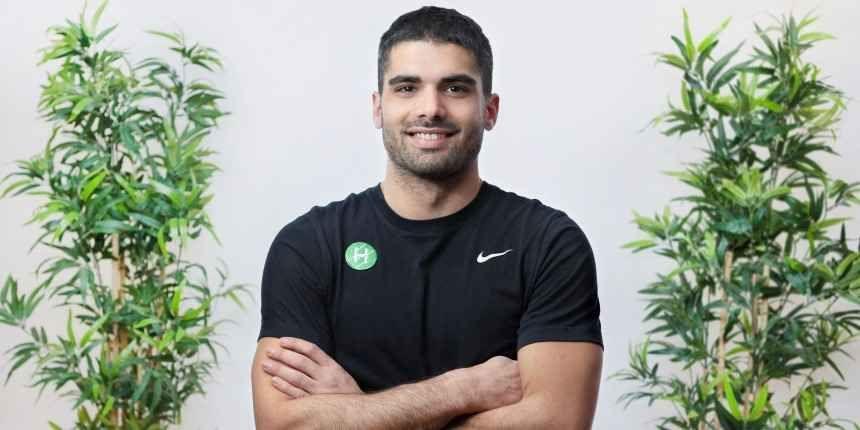 Jorge Lobato entrenador deportivo en Clínicas H3 Madrid