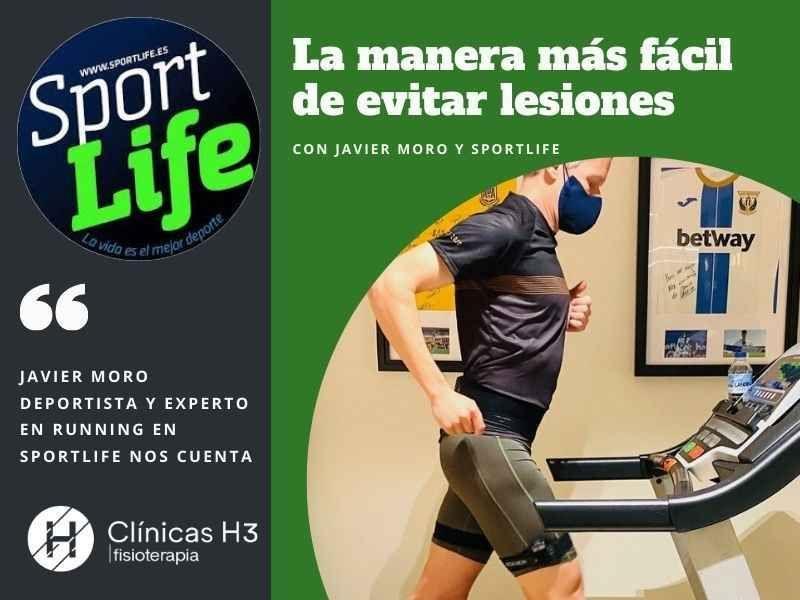 La manera más fácil de evitar lesiones Clínicas H3 fisioterapia Madrid