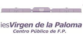 Logo IES Virgen de la Paloma FP