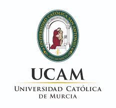 Universidad católica Murcia logo con Clínicas H3