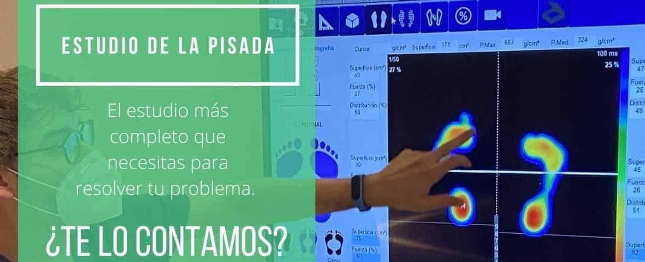 Estudio de la pisada y plantillas. Clínicas H3 Madrid