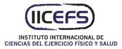 Logo icefs instituto inTERNACIONAL DEL EJERCICIO