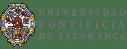 Logo universidad pontificia Salamanca y Clínicas H3