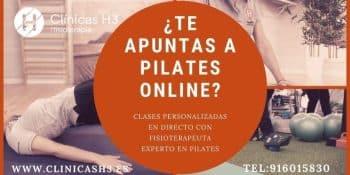 Clases de pilates online. 1ª Clase GRATIS ¿Por qué nuestras clases son diferentes?