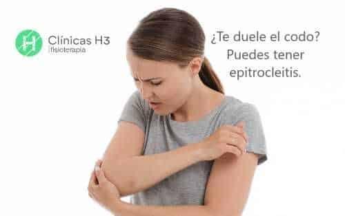 Epitrocleitis o codo de golfista tratamiento y ejercicios fisioterapeúticos