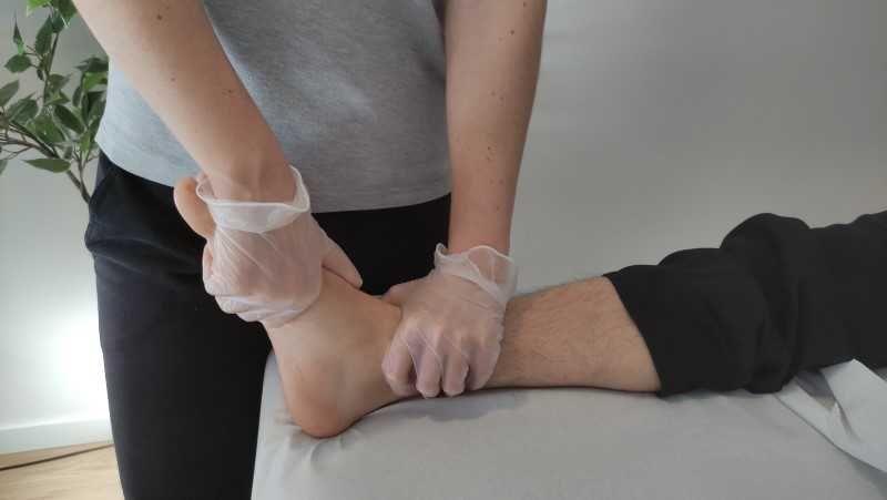 Esguince grado 2 tratamiento con fisioterapia ecografía y funcional