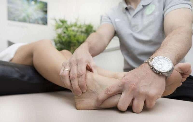 Espolón calcáneo fisioterapia clínicas h3