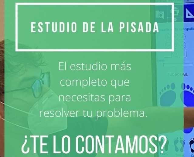 Estudio de la pisada en Madrid Plantillas personalizadas en Clínicas H3