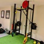 Rack para entrenamientos y rehabilitación de lesiones deportivas Madrid Clínicas H3